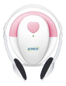Monitor Pré-natal De Batimentos Cardíacos Doppler G-tech