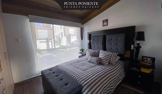 Casa En Venta - Puerta Del Sol Bosque Real - 3 Recámaras -