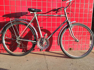 Bicicleta Monark Serie Prata Gran Tour |||(inteira Origi Rar