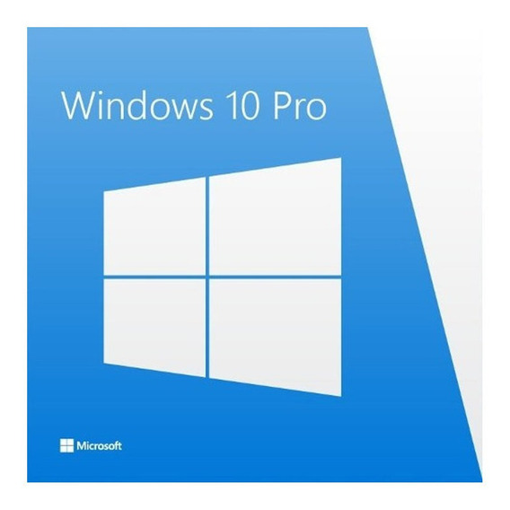 Sistema Operacional - Microsoft Windows 10 Pro (64bits) Oem - Fqc-08932