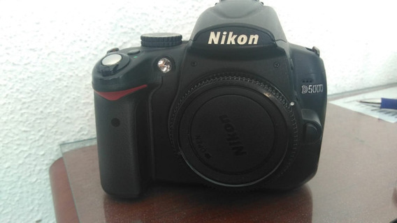 Camera Nikon D5000 Só Corpo