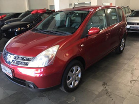 Nissan Livina Sl 1.8 16v Aut. (flex) Flex Automático