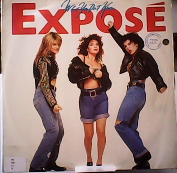 Lp Dance: Exposé - What You Don