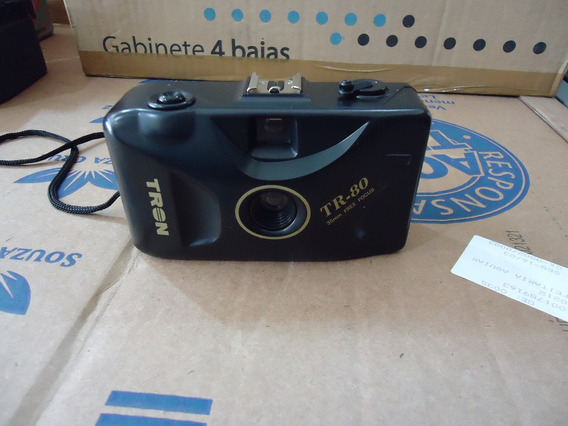 Camera Antiga 35mm Tron
