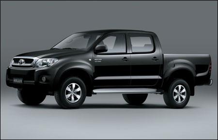 Imagem 1 de 2 de Toyota Hilux Srv 3.0  Sucata Peças - Diferencial Porta Capo
