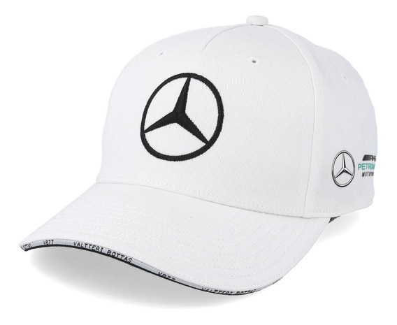 Gorra Lewis Hamilton Mercedes Petronas Curva Oficial 2019