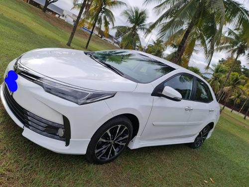 Imagem 1 de 6 de Toyota Corolla 2018 2.0 16v Xrs Flex Multi-drive S 4p