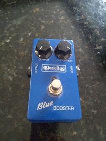 Pedal Black Bug Tbb Blue Booster / Pedal Blackbug