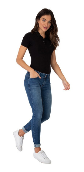 Calça Colcci Jeans Skinny Feminina 002.01.10666