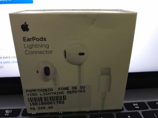 Earpods Com Conector De Fone De Ouvido 3.5 Mim (original)