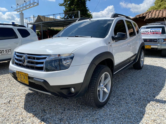 Renault Duster Dy 2015 Mt 4*4 Full