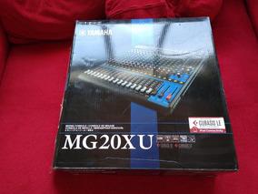 Mesa De Som Yamaha Mg20ux Na Garantia