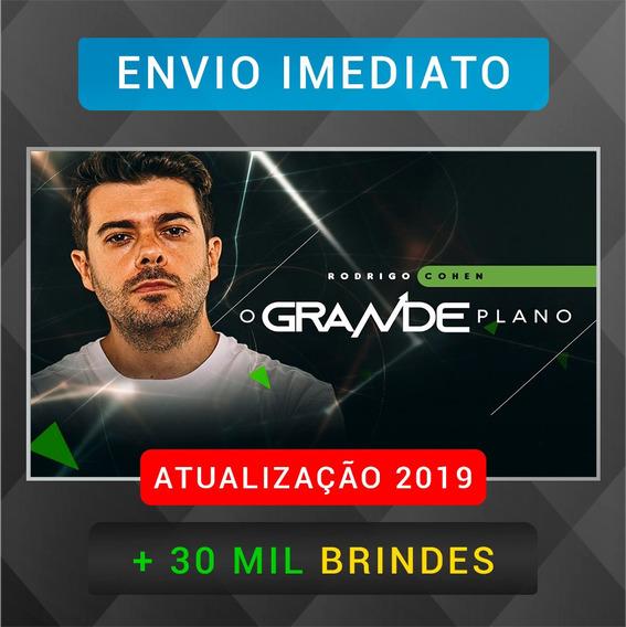 O Grande Plano 2019 - Rodrigo Cohen + 30mil Brindes