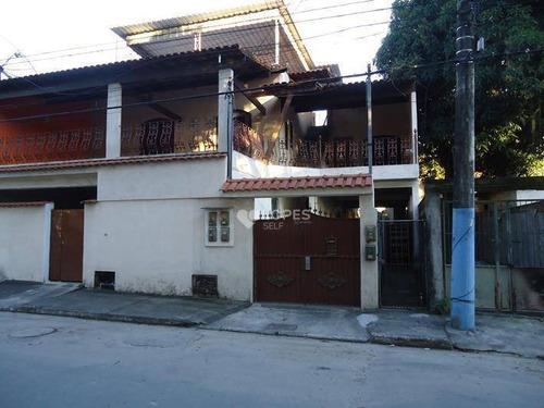 Imagem 1 de 11 de Casa Com 3 Quartos, 112 M² Por R$ 280.000,00 - Lindo Parque - São Gonçalo/rj - Ca16127