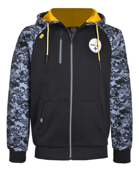 Sudadera Deportiva Hombre Nfl 100% Original - Steelers
