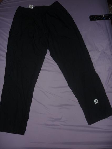 L Pantalon Golf Lluvia Footjoy Fj Dryjoys Talle L Art 61219