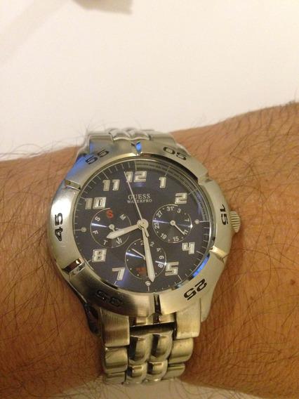 Relógio Guess Waterpro 50 Meters 165 Feet