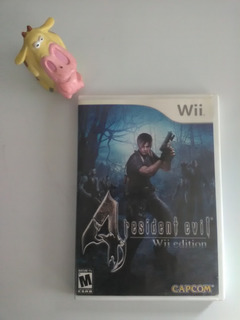 Resident Evil 4 Wii Garantizado
