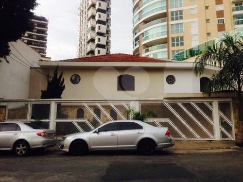 Imagem 1 de 21 de Sobrado Lindo A Venda Em Santana - 3 Dorms (1 Suíte), Churrasqueira E 4 Vagas De Garagem - Reo167367