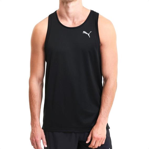 Musculosa Puma Run Favorite Singlet Hombre Running