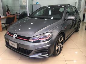 0km Volkswagen Golf 2.0 Gti Tsi 2018 No A3 No Cruze Alra 7
