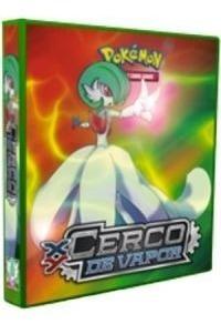 Album Pokémon Para Cards Cerco De Vapor Gardevoir