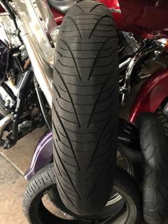 Llanta Para Moto Michelin 120/70zr17 Sin Parches Ni Detalles