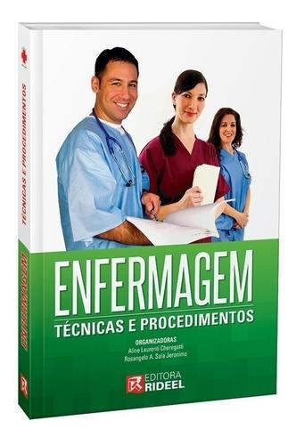 Enfermagem Técnicas E Procedimentos + Brinde
