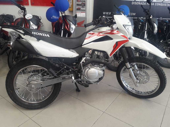 Honda Xr150l Multiproposito Modelo 2021 Facil De Adquirir
