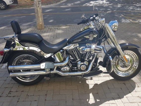 Harley Davidson Fat Boy 2014