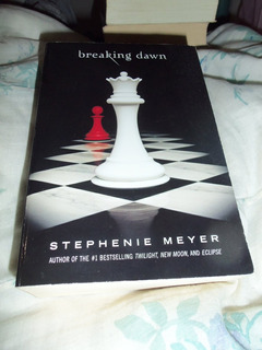 Breaking Dawn (amanecer) - De Stephenie Meyer