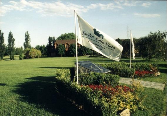 Parcela Nueva En Cementerio Parque Jardín Bella Vista