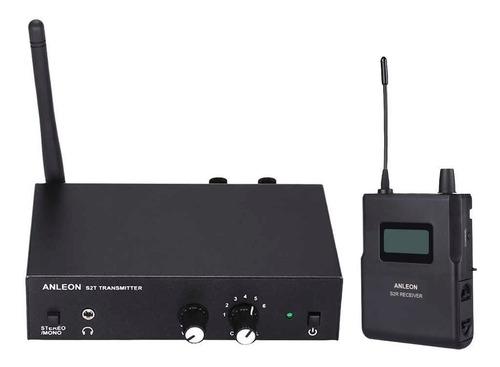 Sistema Inalambrico Anleon S2 Kit Monitoreo + 4 Receptores