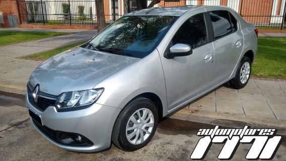 Renault Logan 2018 $730000 Igual A 0km Permuto Financio