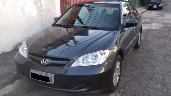 Honda Civic 1.7 Lxl 4p