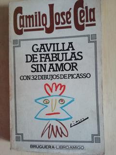 Gavilla De Fabulas Sin Amor Con 32 Dibujos De Picasso