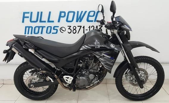 Yamaha Xt 660r Preta 2013