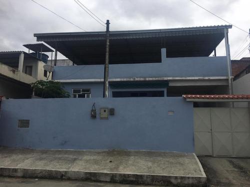 Casa Com 3 Dormitórios À Venda, 125 M² Por R$ 220.000,00 - Boaçu - São Gonçalo/rj - Ca0784