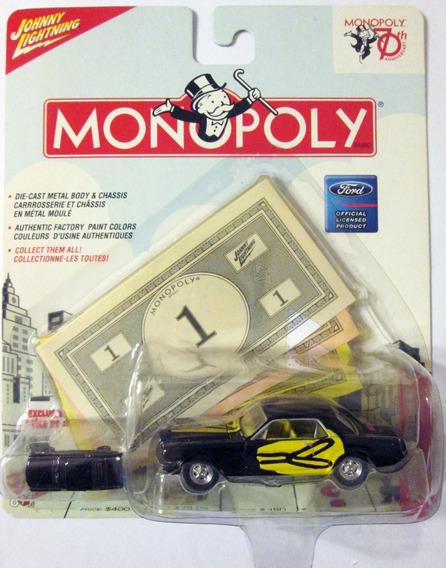 Johnny Lightning Monopoly