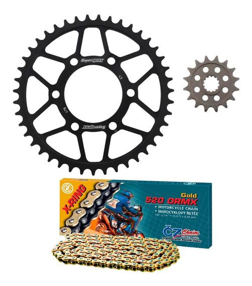 Kit De Transmisión Supersprox Zx6r 43/16+520x120