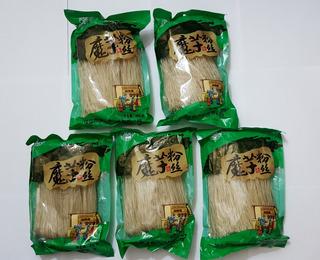 5 Bolsas De Fideo Shirataki Seco, Sin Gluten