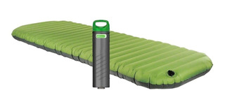 Colchon Pad Inflable Indiv C/bomba Man Instabed 2000009838