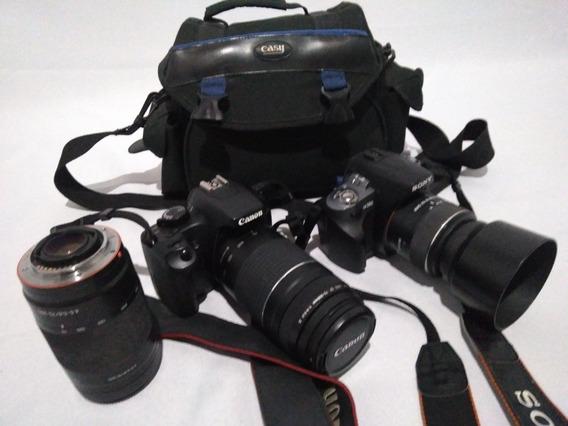 2 Câmeras Fotográficas