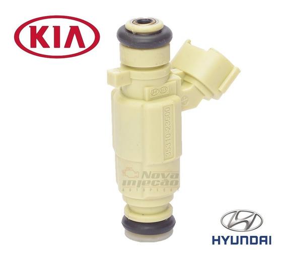 Bico Injetor Hyundai Santa Fé 2.7 V6 2007 A 2009 35310-23600