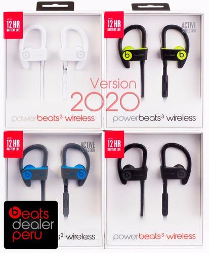Imagen 1 de 8 de Audifonos Beats Power Beats 3 By Dr Dre 2019 Wireless Origin
