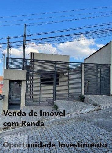 Imagem 1 de 21 de Oportunidade Casa Para Vender Com Renda Em Itaquera, 186 M² - Ca0188