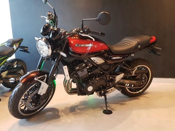 Kawasaki Z900rs - Triumph Street 900 - 0km - Rebeca