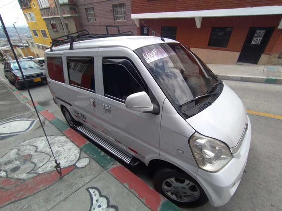 Chvrolet Mini Van N 300, 2013