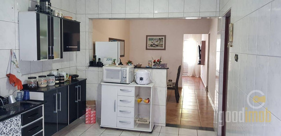 Casa 3 Dormitórios À Venda Por R$ 400.000,00 - Wanel Ville - Sorocaba/sp - Ca0013
