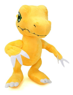Peluche Digimon Agumon 30cm Plush Anime